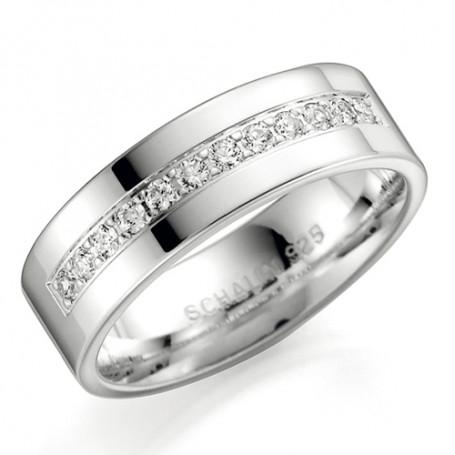 si2503-7  Förlovningsring Vigselring si2503-7 Schalins Schalins ringar 1,604.00