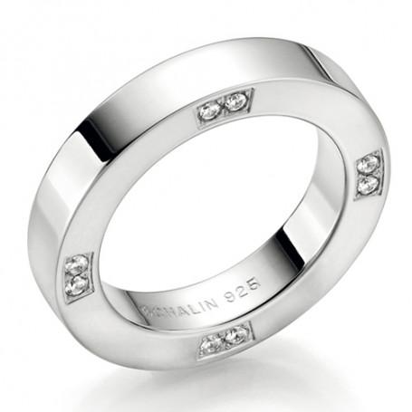 si2504-5 Förlovningsring Vigselring si2504-5 Schalins Schalins ringar 1,535.00