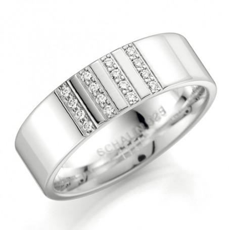 si2506-7 Förlovningsring Vigselring si2506-7 Schalins Schalins ringar 1,447.00