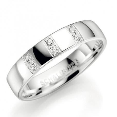 si2508-5 Förlovningsring Vigselring si2508-5 Schalins Schalins ringar 1,041.00