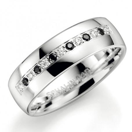 si2509-7  Förlovningsring Vigselring si2509-7 Schalins Schalins ringar 1,654.00