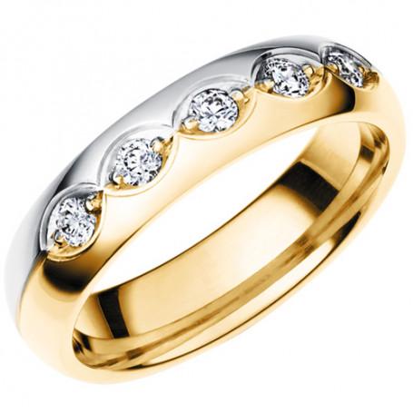 SOFIA ALL R/V Förlovningsring Vigselring SOFIA ALL  R/V Schalins Schalins ringar 10,520.00