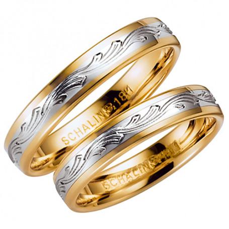 TURIN R/V Förlovningsring Vigselring TURIN  R/V   Schalins Schalins ringar 4,320.00