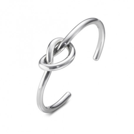 Georg Jensen Love Knot single bangle 10003037-39 Georg Jensen Hem 3,250.00