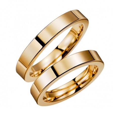 14K231-4 Förlovningsring Vigselring  14K231-4 Schalins Schalins ringar 5,268.00