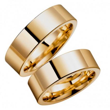 14K231-7 Förlovningsring Vigselring  14K231-7 Schalins Schalins ringar 8,660.00