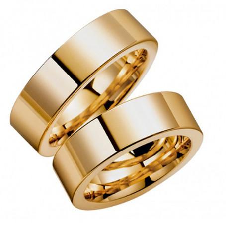 14K232-7 Förlovningsring Vigselring  14K232-7 Schalins Schalins ringar 10,406.00
