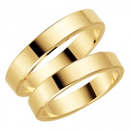 14K235-4 Förlovningsring Vigselring  14K235-4 Schalins Schalins ringar 3,359.00
