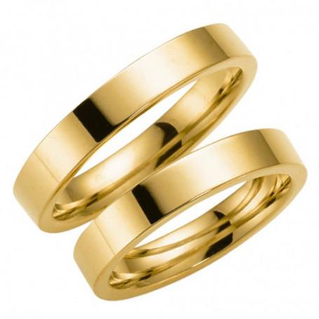 14K237-4 Förlovningsring Vigselring  14K237-4 Schalins Schalins ringar 4,058.00