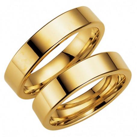 14K237-5 Förlovningsring Vigselring  14K237-5 Schalins Schalins ringar 4,955.00