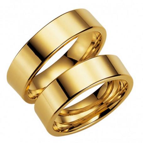 14K237-6 Förlovningsring Vigselring  14K237-6 Schalins Schalins ringar 5,853.00