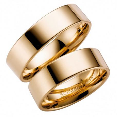 14K238-6 Förlovningsring Vigselring  14K238-6 Schalins Schalins ringar 4,107.00