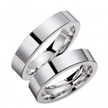 14K231-5VG Förlovningsring Vigselring  14K231-5VG Schalins Schalins ringar 8,520.00