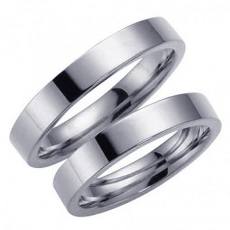 14K237-4VG Förlovningsring Vigselring  14K237-4VG Schalins Schalins ringar 5,451.00