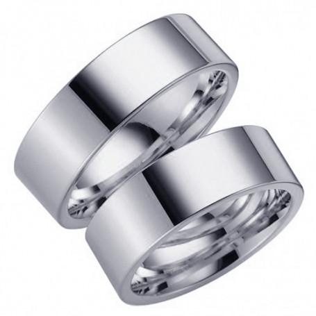 14K237-7VG Förlovningsring Vigselring  14K237-7VG Schalins Schalins ringar 8,720.00