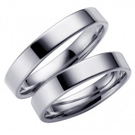 14K238-4VG Förlovningsring Vigselring  14K238-4VG Schalins Schalins ringar 3,915.00
