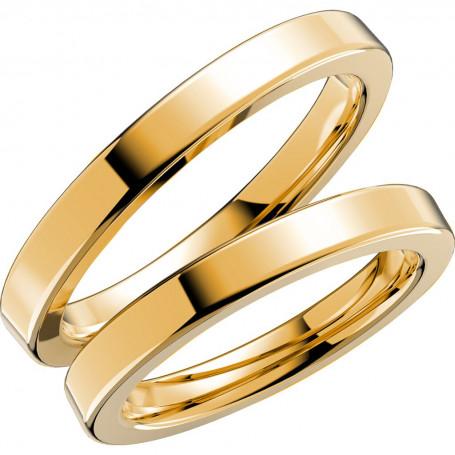 231-3 Förlovningsring Vigselring 231-3 Schalins Schalins ringar 5,511.00