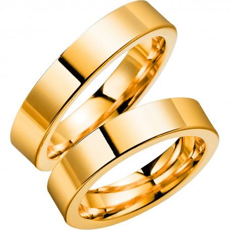 14K231-5 Förlovningsring Vigselring  14K231-5 Schalins Schalins ringar 6,366.00