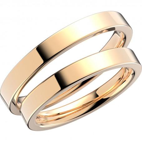 237-3 Förlovningsring Vigselring  237-3 Schalins Schalins ringar 4,378.00