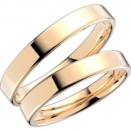 9K238-3,5 Förlovningsring Vigselring 9K238-3,5 Schalins Schalins ringar 1,592.00