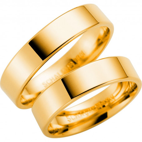 238-5 Förlovningsring Vigselring 238-5 Schalins Schalins ringar 4,877.00