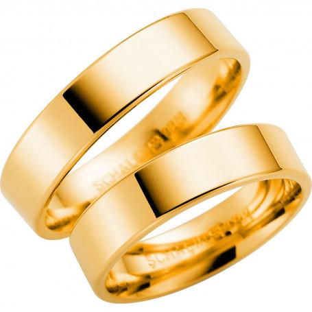 14K238-5 Förlovningsring Vigselring  14K238-5 Schalins Schalins ringar 3,509.00