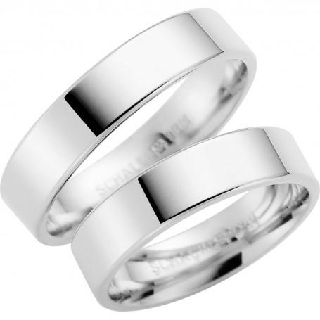 14K238-5VG Förlovningsring Vigselring  14K238-5VG Schalins Schalins ringar 4,716.00