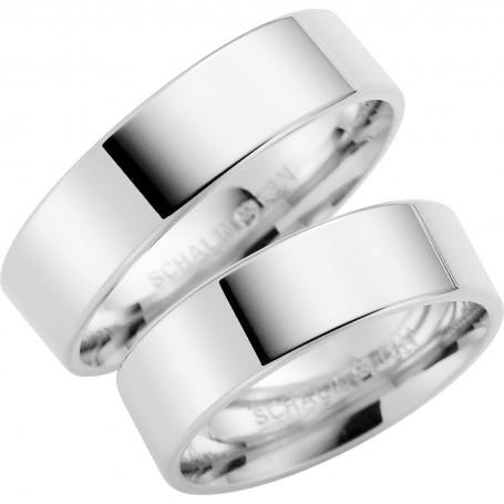 14K238-6VG Förlovningsring Vigselring  14K238-6VG Schalins Schalins ringar 5,518.00