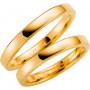 14K240-3 Förlovningsring Vigselring  14K240-3 Schalins Schalins ringar 3,010.00