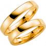 14K240-4 Förlovningsring Vigselring  14K240-4 Schalins Schalins ringar 3,858.00