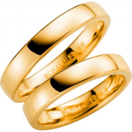 9K240-4 Förlovningsring Vigselring  9K240-4 Schalins Schalins ringar 2,285.00