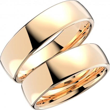 240-6 Förlovningsring Vigselring 240-6 Schalins Schalins ringar 7,727.00