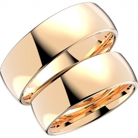 240-7 Förlovningsring Vigselring  240-7 Schalins Schalins ringar 8,503.00