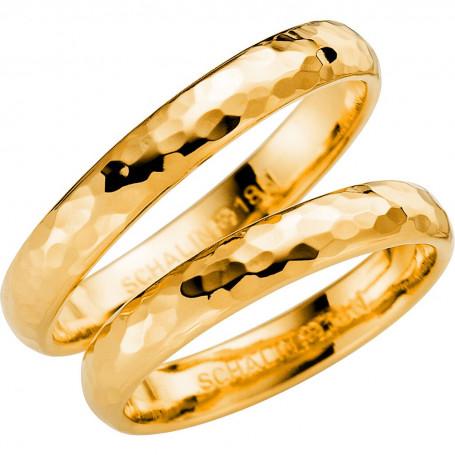 252-3,5 Förlovningsring Vigselring  252-3,5 Schalins Schalins ringar 3,894.00