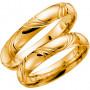 14K253-4 Förlovningsring Vigselring  14K253-4 Schalins Schalins ringar 2,569.00
