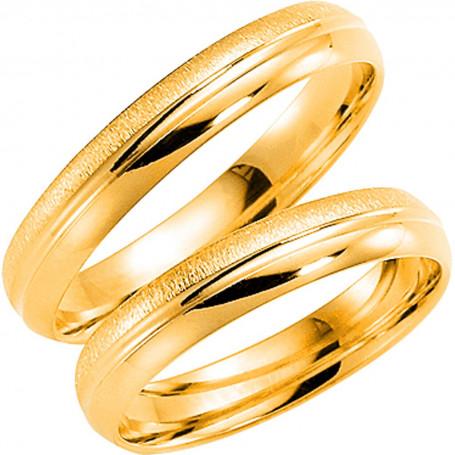 9K255-4 Förlovningsring Vigselring  9K255-4 Schalins Schalins ringar 1,546.00