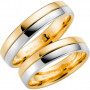258-4 R/V Förlovningsring Vigselring 258-4  R/V Schalins Schalins ringar 4,335.00