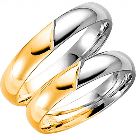 259-4 R/V Förlovningsring Vigselring 259-4  R/V Schalins Schalins ringar 4,691.00