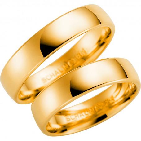 720-5 Förlovningsring Vigselring 720-5 Schalins Schalins ringar 5,019.00
