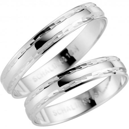 14K1000-3,5VG Förlovningsring Vigselring  14K1000-3,5VG Schalins Schalins ringar 1,816.00