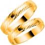 14K1008-3,5 Förlovningsring Vigselring  14K1008-3,5 Schalins Schalins ringar 1,314.00