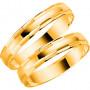 9K1010-3,5 Förlovningsring Vigselring  9K1010-3,5 Schalins Schalins ringar 909,00kr