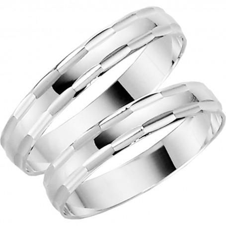 14K1010-3,5VG Förlovningsring Vigselring  14K1010-3,5VG Schalins Schalins ringar 1,816.00
