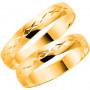 14K1011-3,5 Förlovningsring Vigselring  14K1011-3,5 Schalins Schalins ringar 1,352.00