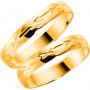 14K1014-3,5 Förlovningsring Vigselring  14K1014-3,5 Schalins Schalins ringar 1,352.00