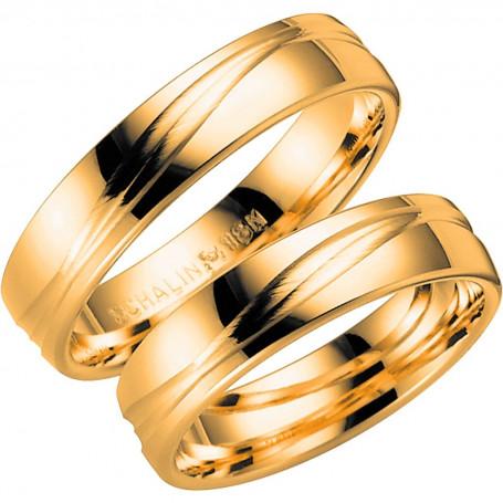 VERDI Förlovningsring Vigselring VERDI Schalins Schalins ringar 4,828.00