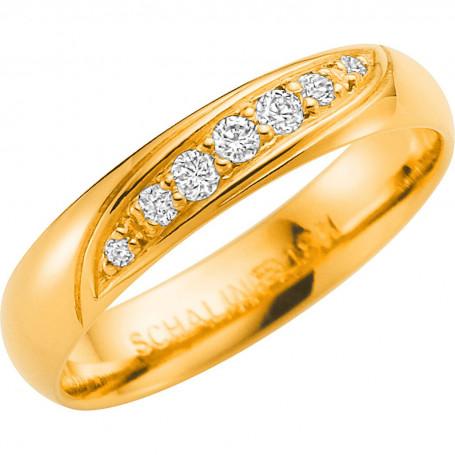 203-415,7 Förlovningsring Vigselring 203-415.7 Schalins Schalins ringar 7,069.00