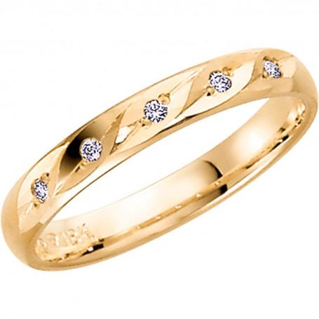 213-3 1.5 Förlovningsring Vigselring  213-3 1.5 Schalins Schalins ringar 4,101.00