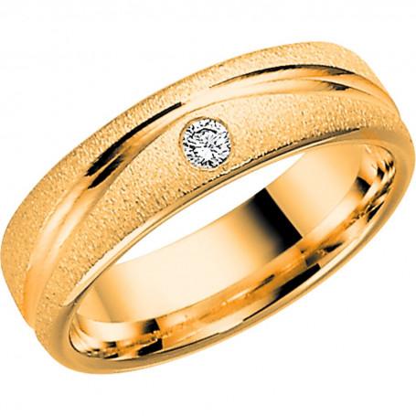 14K 283-65.1 Förlovningsring Vigselring  14K 283-65.1 Schalins Schalins ringar 5,638.00