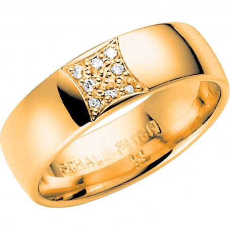 ARIES Förlovningsring Vigselring  ARIES Schalins Schalins ringar 7,817.00